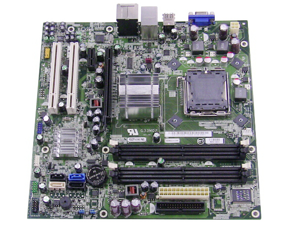 [XOTG_4463]  Dell Inspiron 530 / 530s Desktop Motherboard System Mainboard – FM586  -RY007 – CU409 – Parts-Country.com | Dell Inspiron 530 Wiring Diagram |  | Parts-Country.com