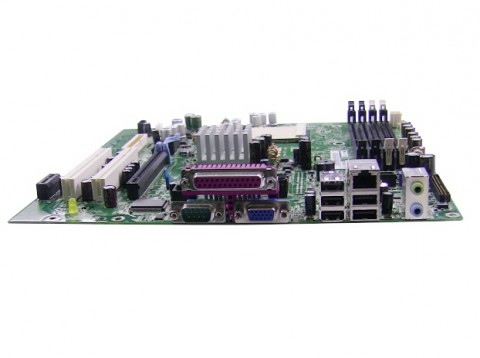 Dell OptiPlex 740 MDT Desktop Motherboard System Mainboard