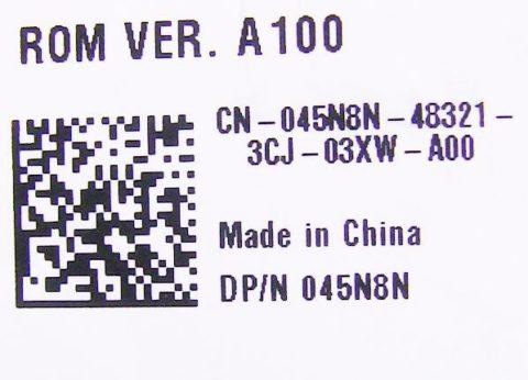 45N8N-1YGRT – Dell Optiplex 9010 / 9020 / 9030 / Inspiron