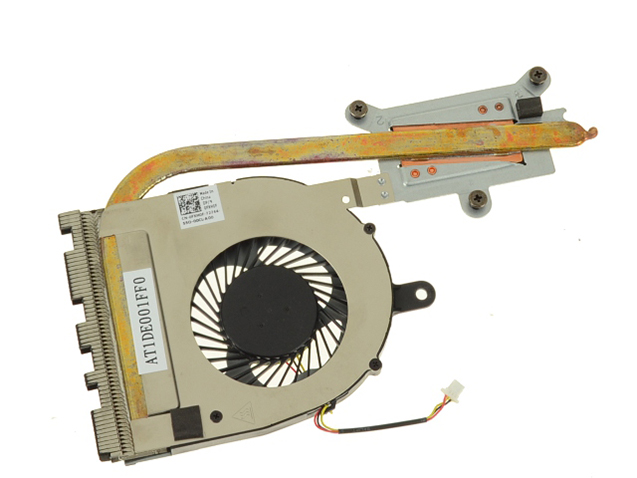 FXH0F – Dell Inspiron 15 (5555) CPU Heatsink and Fan for Integrated